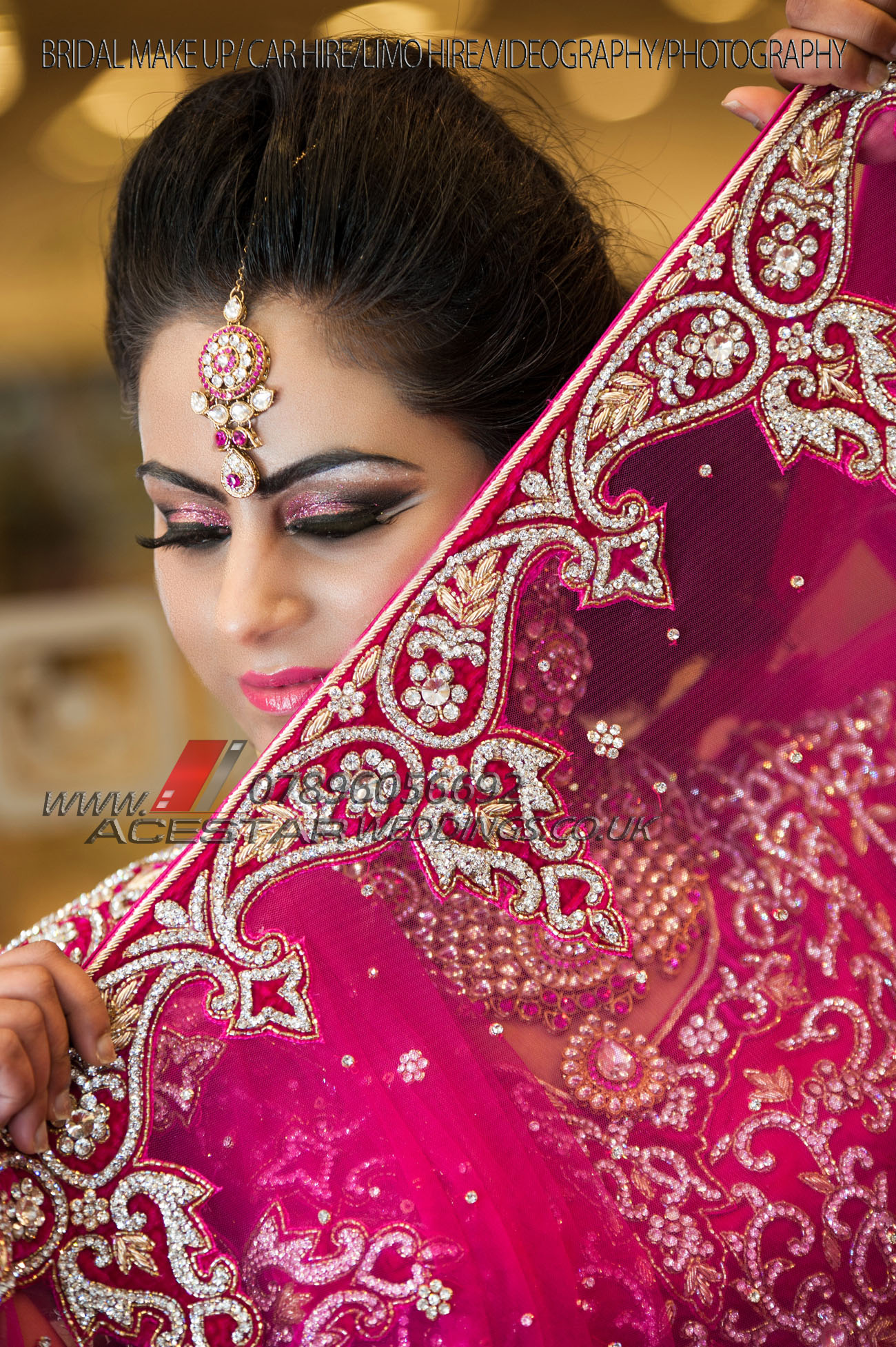 Bridal Make up by Ace Star MUA