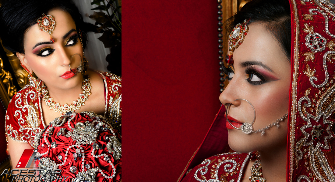 Pakistani bride wedding
