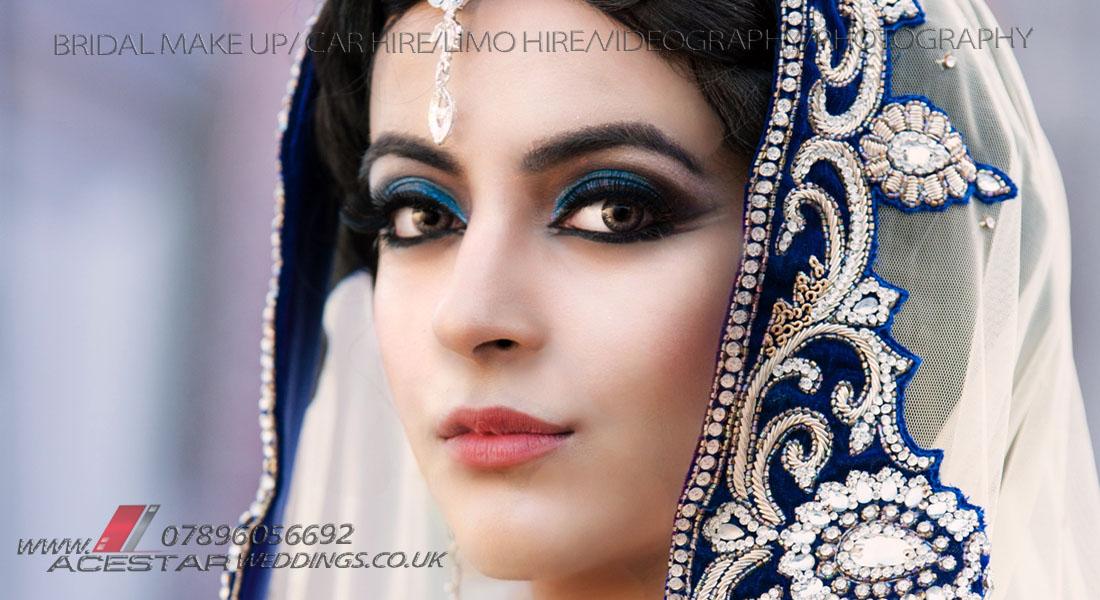 Best Asian Bridal Makeup Artist Birmingham *FREE TRIALS*07896056692