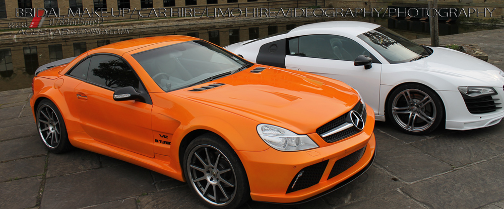 Mercedes sl65 amg self drive hire wedding cars ace star for Star motor cars mercedes