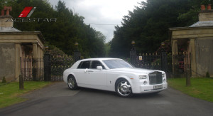 Rolls Royce Phantom Hire Ace Star