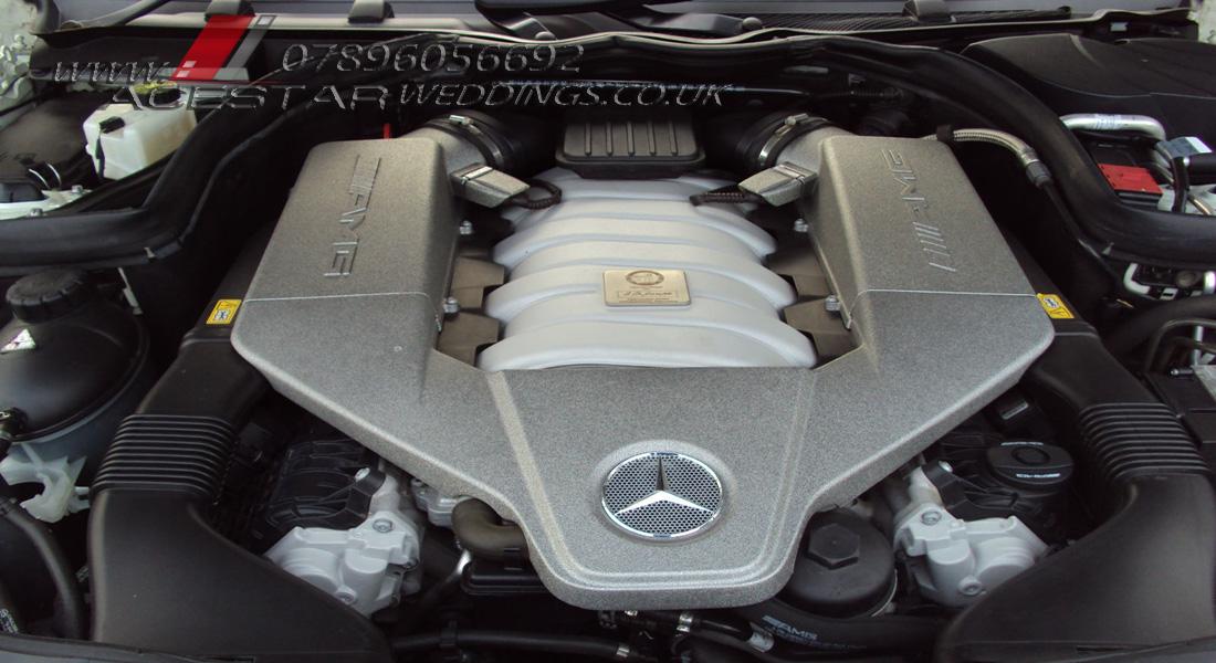 c63amg-engine