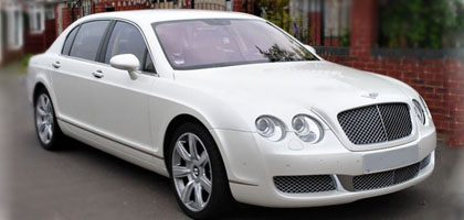 Bentley Car Hire  Birmingham