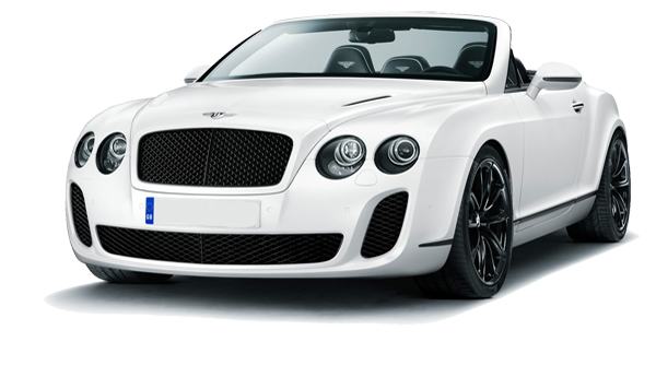 Wedding cars for hire - Bentley