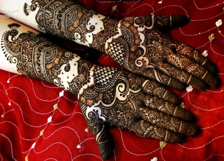 Mehndi Henna Pictures : Bridal henna mehndi artist ace star book early
