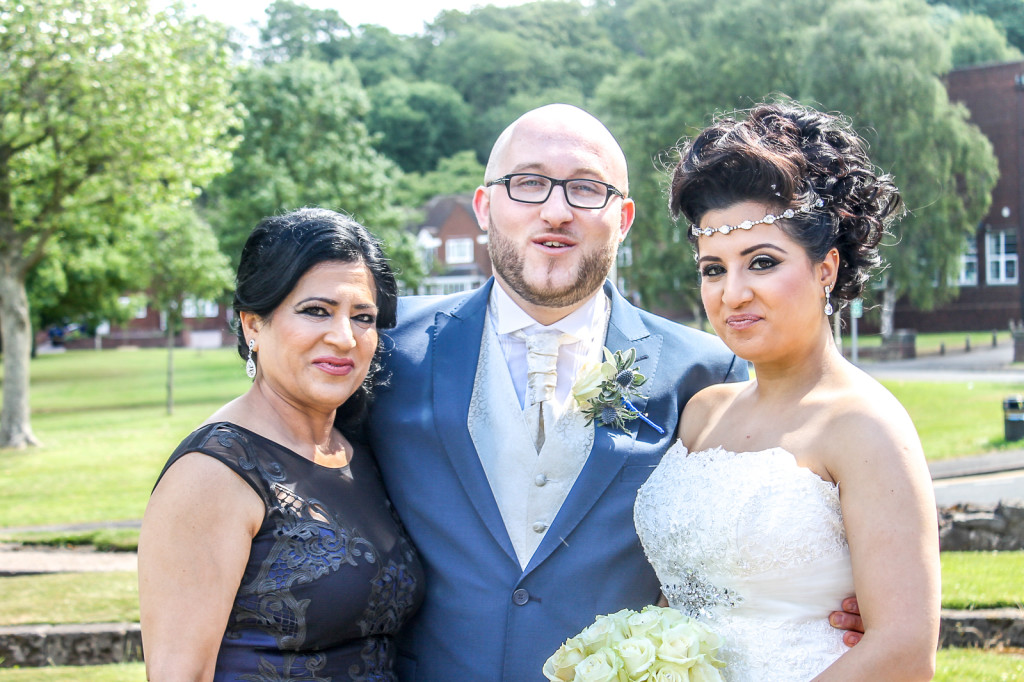 Asian wedding videographer Birmingham