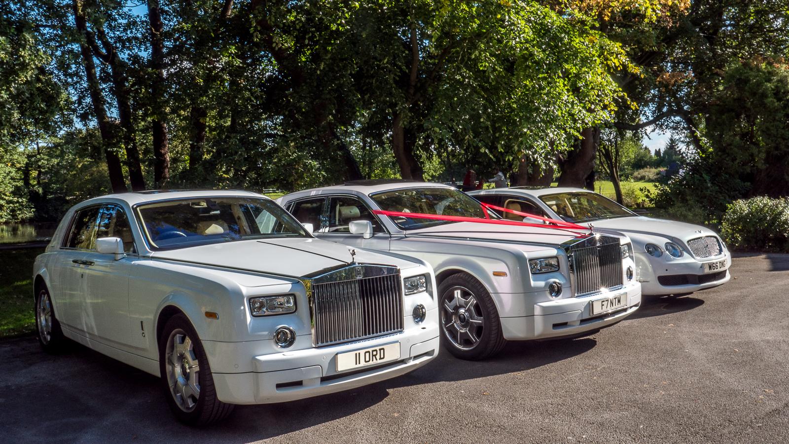 Wedding car hire Oldham