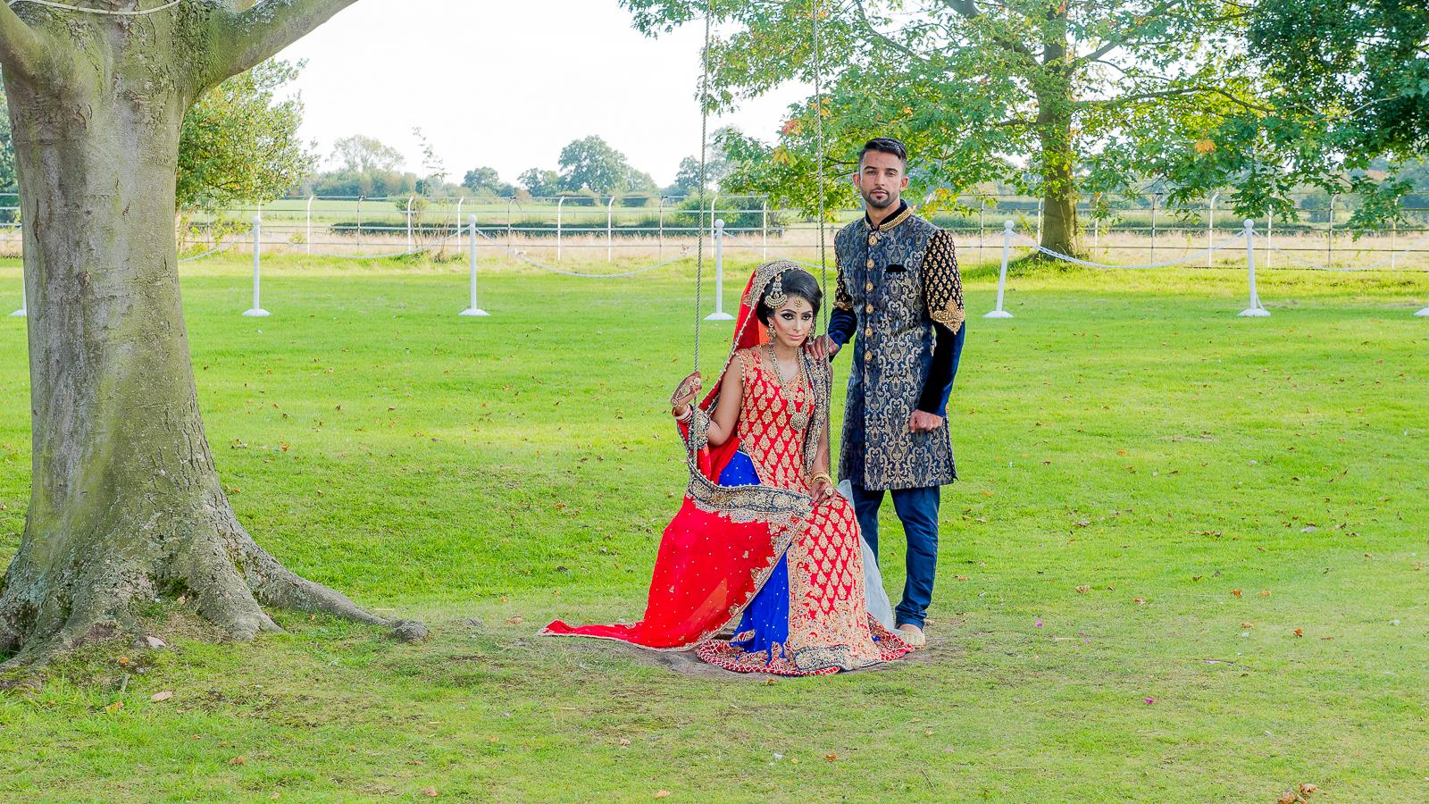 Asian wedding Photographer Oldham