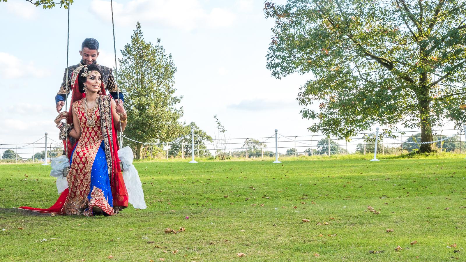 Asian Wedding Photography Oldham Female