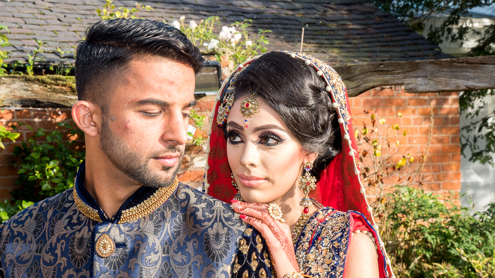 Oldham Asian wedding photographer