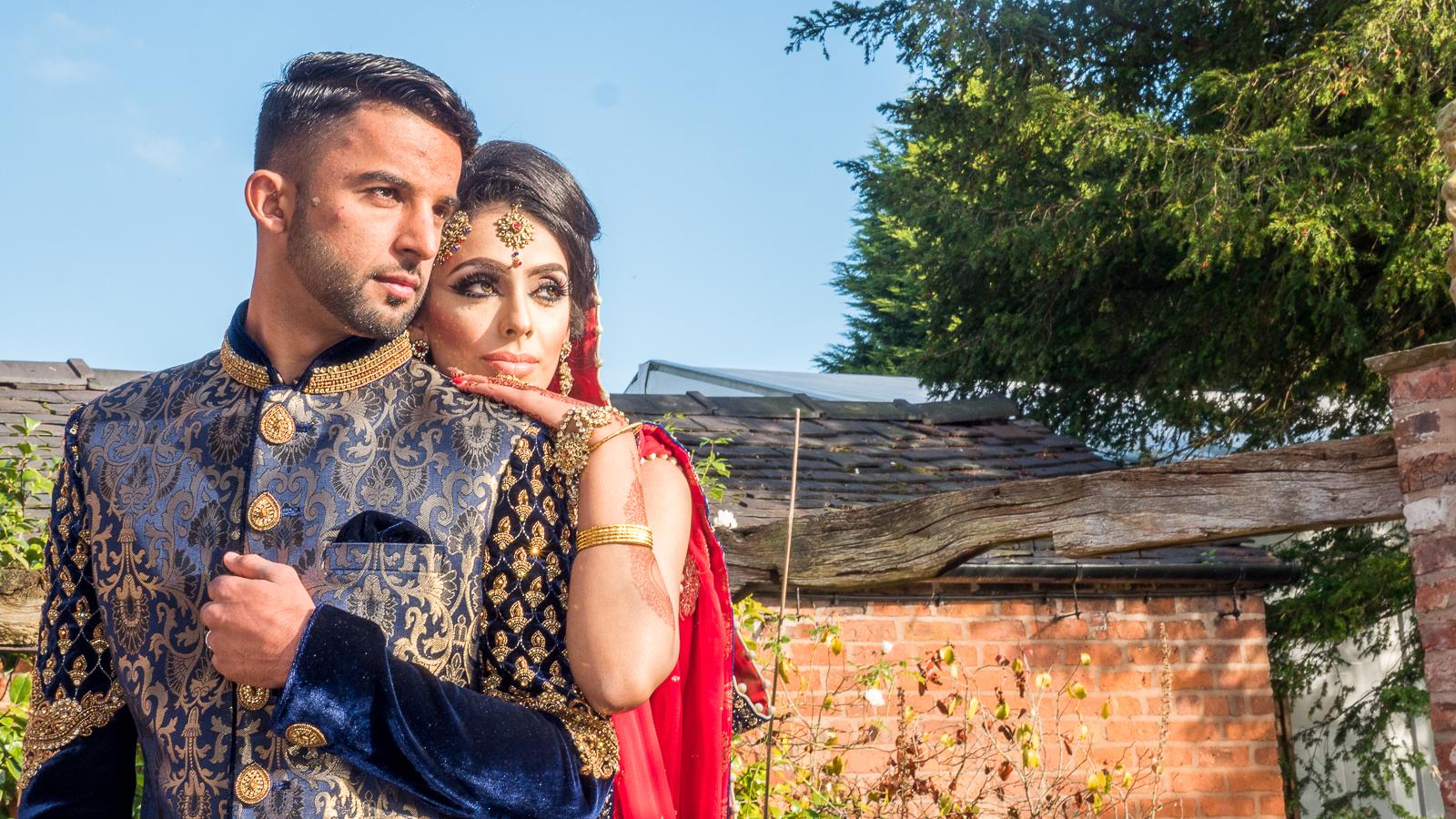Oldham Asian wedding photography